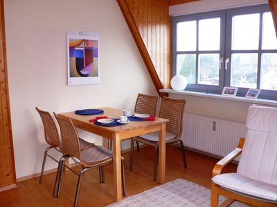 Photo for Cozy apartment very close to the Baltic Sea, centrally located in Rerik, garden, Wi-Fi