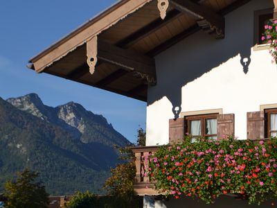 Photo for Newly renovated apartment. Free Chiemgau Card for the best time of the year