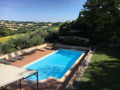 Photo for 5BR Villa Vacation Rental in petriolo