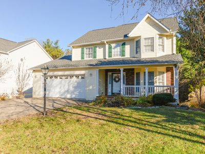 Comfortable family home minutes from downtown Asheville