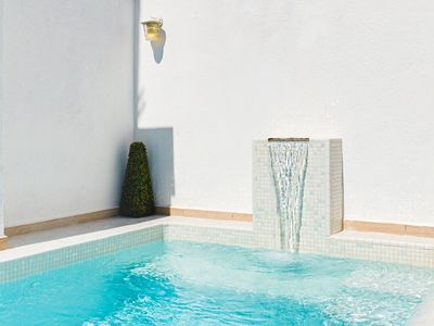 Photo for Sitges Centre Mediterranean House- 5 Bed/4 Bath/Private Pool- Sleeps up to 11