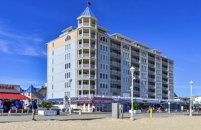Photo for Belmont Towers Luxury Boardwalk Condo Great Ocean Views July 6-13& AUG 3-10 open
