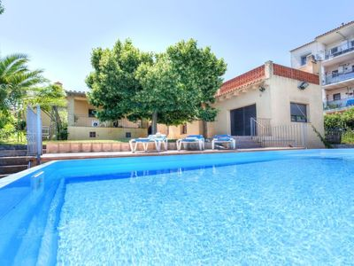 Photo for 5 bedroom Villa, sleeps 9 in Calonge with Pool and WiFi