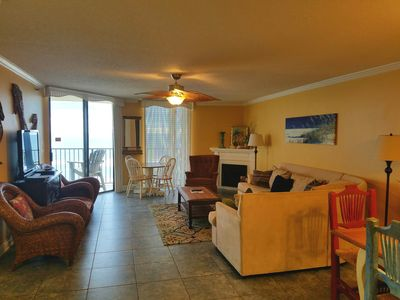 Photo for Phoenix 4 Orange Beach Beautiful Large Spacious Condo on the Beach Sleeps 12