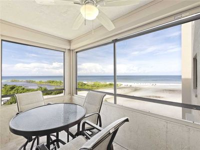 Photo for Sandarac A709, 2 Bedrooms, Gulf Front, Elevator, Sleeps 5, Heated Pool