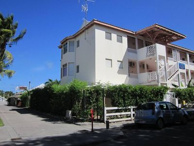 Photo for Apartment Residence MARINA PORT St. Francis Guadeloupe