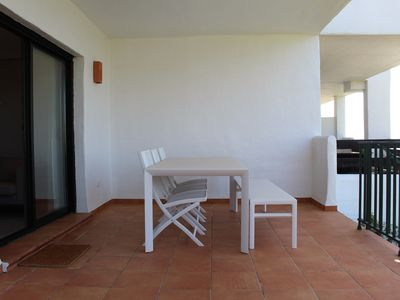 Photo for Brand new contemporary apartment with private garden and sea views