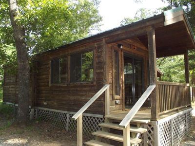 Photo for Bunk Cabins. RV and cabin resort