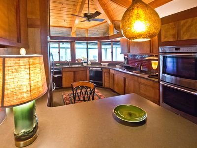 Photo for Frank Lloyd Wright inspired home in idyllic setting