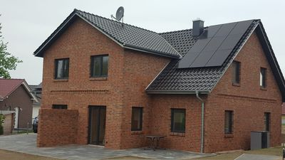 Photo for Very spacious, comfortable, holiday home half with Baltic Sea view in Boiensdorf