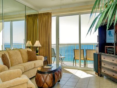 Photo for INCREDIBLE VIEWS OF THE GULF!! OPEN 10/12-19! SLEEPS 6!
