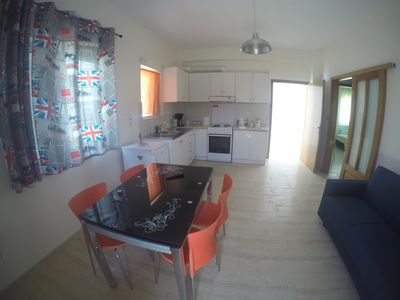 Photo for Nice & Quiet, located 60 meters from sandy beaches. Good value for money! WIFI