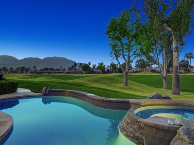 Photo for Discounted Rates for Private Pool Home in PGA West (Sleeps 10)