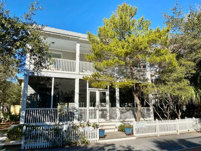 Photo for 48-Hour Cancellation-6 Houses to Beach, Great Porches