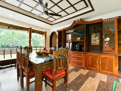 Photo for Classy / well-furnished White house,Alleppey