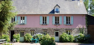 Photo for Lovely B&B in an old Farmhouse near to D-Day beaches and Mont Saint Michel.
