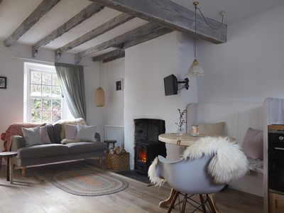 Photo for Dove Cottage, a beautiful 19th Century cottage in the South Hams area of Devon