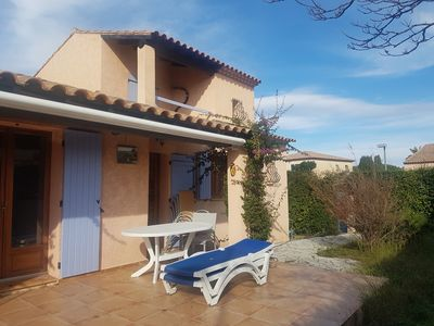 Photo for Villa with private pool near Sanary s / mer
