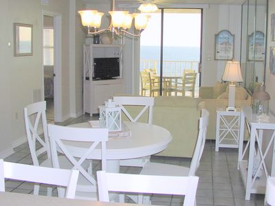 Photo for 502 Sunswept 2/2 Orange Beach *AMAZING VIEW*DIRECTLY ON THE BEACH*