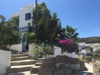 Photo for Inge's village home in Paros - Lefkes