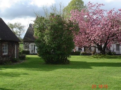 Photo for 5BR Farmhouse Vacation Rental in Courdemanche, Normandie