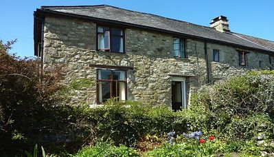 Photo for C16th House With A Rambling Garden In A Hamlet In The Dartmoor National Park