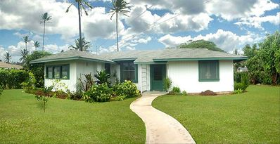Walk to Ocean..Privacy.. Plantation Cottage ...Very Private  -  TVNCU #1292