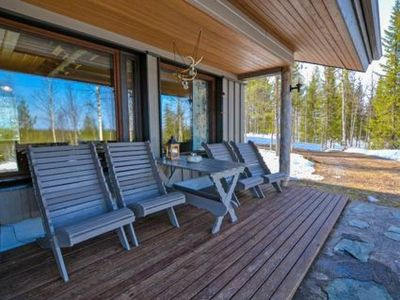 Photo for Vacation home Mustalampi 5 satakieli in Kuusamo - 7 persons, 1 bedrooms