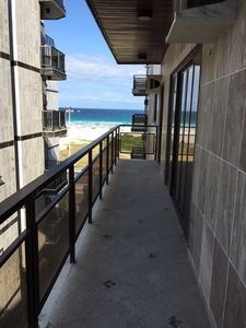 Photo for LUXURIOUS AP. 3 BEDROOMS SEA VIEW / 2 GARAGE SPACES / EXCELLENT LOCATION