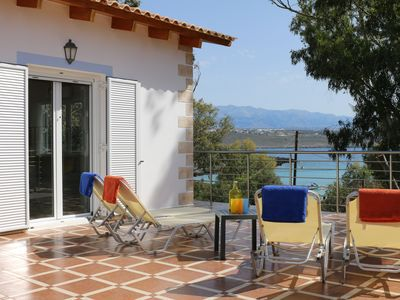 Photo for Villa Bougainvillea, just a few steps from the beach