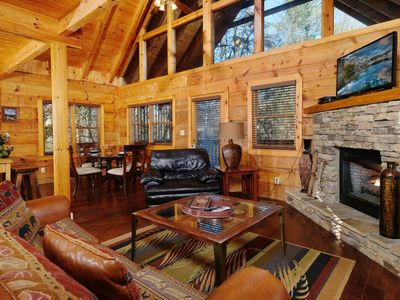 Photo for Distilled Memories: Centrally located in the Great Smoky Mountains!