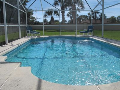 Photo for 3BR/2B Pool Home, Pet Friendly, Huge Lot