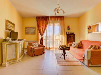 Photo for Lucca apartment good price close to station & center