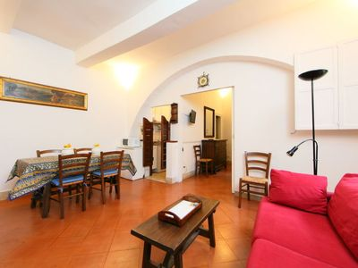 Photo for Apartment Pantheon  in Rome: Historical City Center, Lazio - 4 persons, 1 bedroom