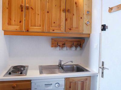 Photo for Apartment in the center of Tignes with Lift, Internet, Balcony (111333)