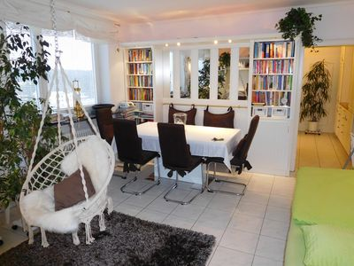 Photo for Very nice, centrally located apartment (METRO 8 Min. Old Town 3 min. exhibition)