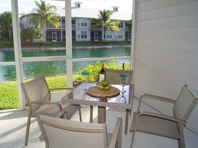 Photo for HIBISCUS at Greenlinks - 2 Bedroom Lake View Golf Villa