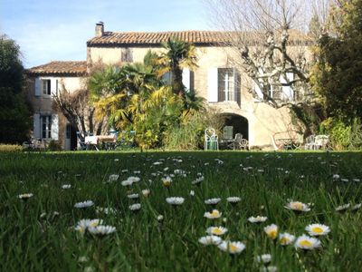 Photo for 4 BR Luxury Farm House in Provence Near Avignon