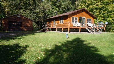 Photo for 2BR Cabin Vacation Rental in Birchwood