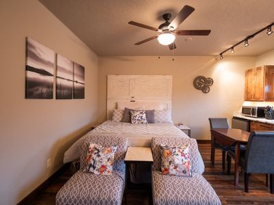 Photo for Big Sky Dream - Fabulous studio condo in downtown Whitefish
