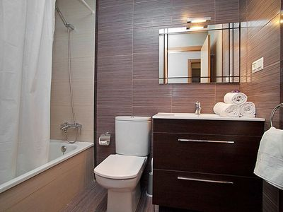 Photo for Apartment in Riumar with Internet, Pool, Air conditioning, Parking (89897)