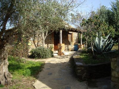 Photo for Holiday house Valencia de Alcantara for 2 - 3 persons with 1 bedroom - Farmhouse