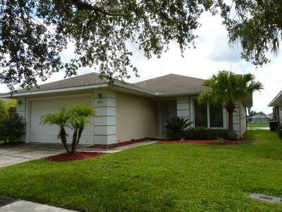 Photo for A Beautiful Location For Your Florida Holiday.  Disney 5-10min Drive.
