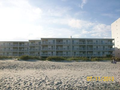 Photo for A Newly Remodeled, Oceanfront, 2 Bedroom, 2 Bath, First Floor Unit!