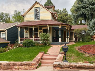 Photo for Home Sweet Home (downtown Manitou)