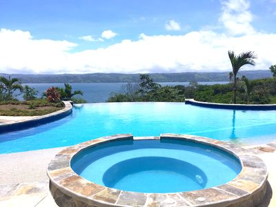 Photo for Stunning views of Lake Arenal and Volcano in Secure, Gated Vacation Community