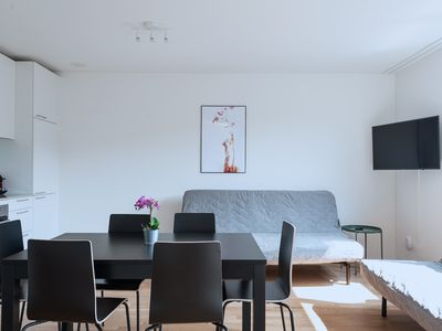 Photo for BS Wolf IV - Messe HITrental Apartment