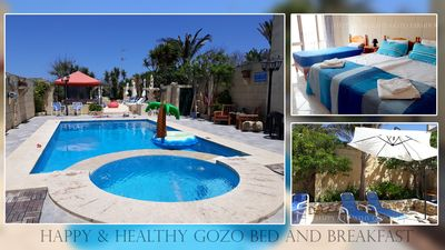 Photo for 3BR Guest House/pension Vacation Rental in L-Għarb