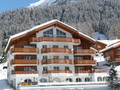 Photo for Apartment Iris A  in Leukerbad, Valais - 2 persons, 1 bedroom