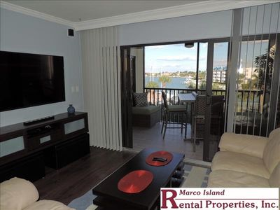 Photo for Remodeled Anglers Cove Condo! Beautiful vew of Factory Bay; Restaurant & Bar just steps away.